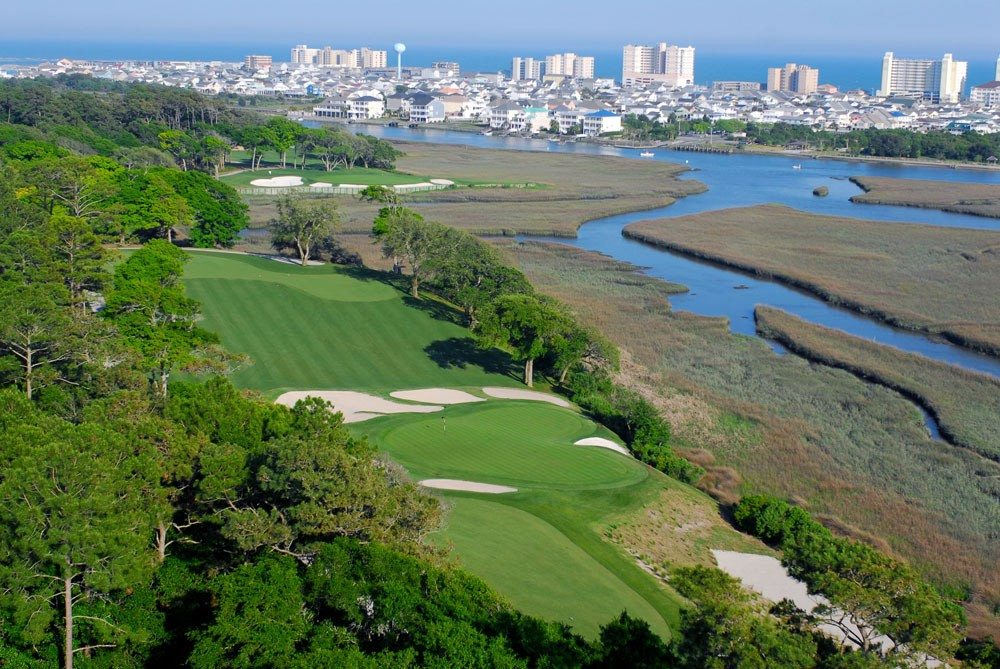 golf packages with flights